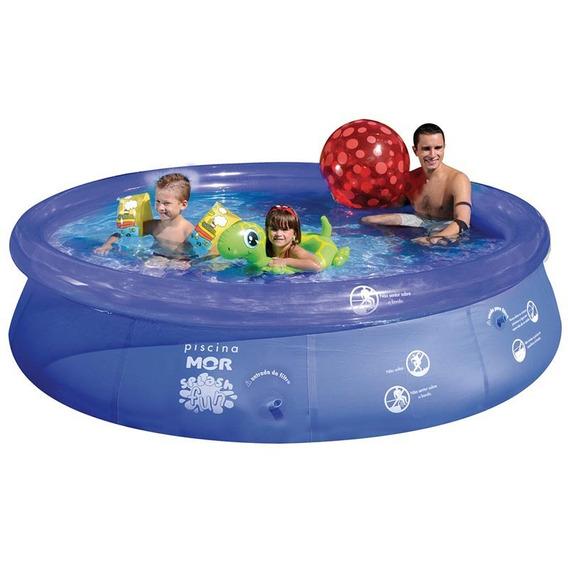 Piscina Splash Fun 4600 Litros 0,76x3,00m 001054 Mor