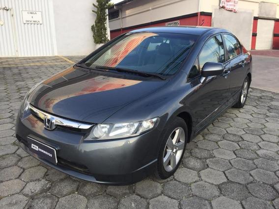 Civic Lxs - 2007 Auto.