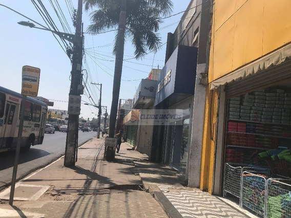 Salão Comercial Avenida Tenente Coronel Duarte Venda E Locação - Sl0054