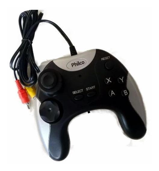 Vídeo Game Philco 30 Jogos Na Memória - Atari E Nintendo