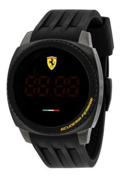 Relógio Scuderia Ferrari Aero Touch