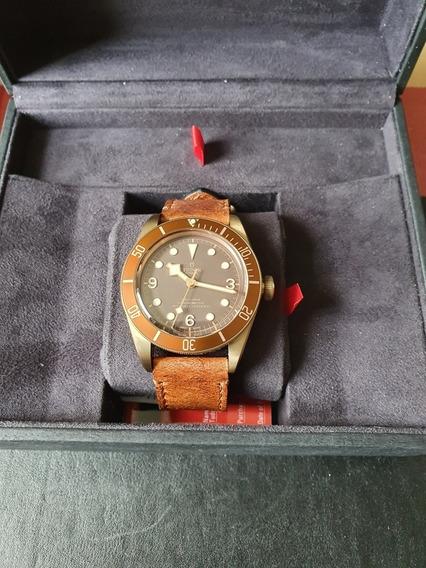 Relógio Tudor Black Bay Bronze 43mm!