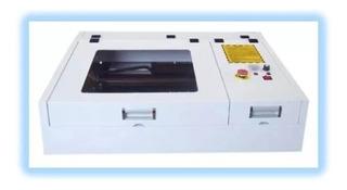 Maquina De Grabado Laser Y Corte Cnc 50w, Co2