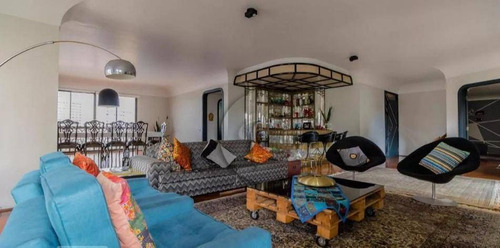 Apartamento Com 4 Dormitórios, 360 M² - Venda Por R$ 1.400.000,00 Ou Aluguel Por R$ 6.000,00/mês - Vila Bastos - Santo André/sp - Ap9370