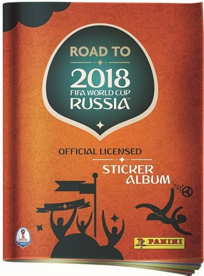 Estampas Sueltas Rumbo A Rusia World Cup Russia 2018 Panini
