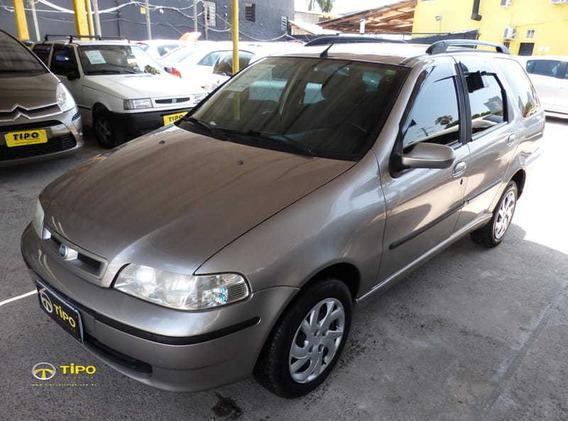 Fiat Palio Weekend 1.6 16v 4p 2002