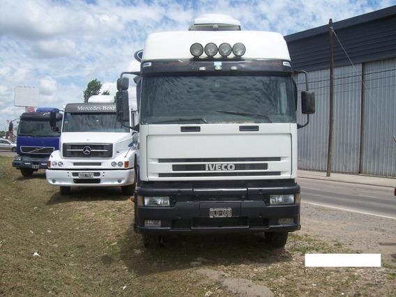 Iveco Eurotech 450e41ht Bi Vuelco Anticipo