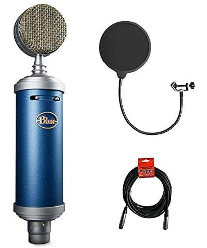 Azul Bluebird Sl Condensador Microfono De Estudio Con Cable