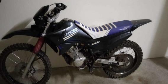 Yamaha Xtz 125 Preparada Para Trilha