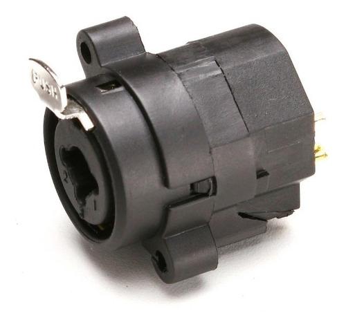 Conector Plug Combo Xlr / P10 Santo Angelo