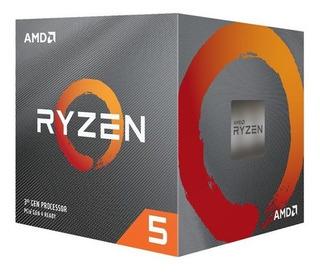 Procesador Amd Ryzen 5 3400g 3.7 Ghz 4 Núcleos Am4 Nnet