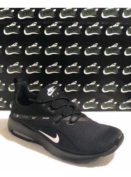 Tênis Nike Air Max Motion Racer 2 Preto