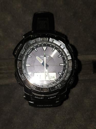 Reloj Casio Pro Trek Prg550