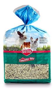 Heno Timothy Cobayos Conejos Chinchillas Hamsters Kaytee 2.7kg