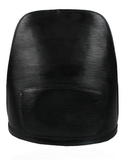 Mochila Louis Vuitton Mabillon Epi Preto Louis Vuitton