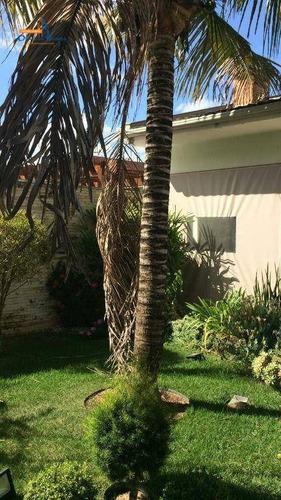 Imagem 1 de 20 de Sobrado Com 4 Dormitórios À Venda, 388 M² Por R$ 1.500.000,00 - Residencial Rose S Garden - Anápolis/go - So0174