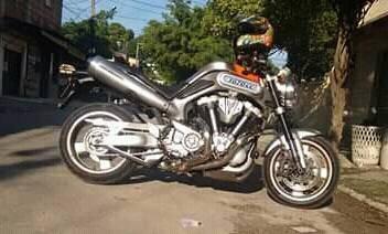 Yamaha Yamaha Mt 01