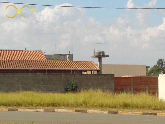 Terreno Residencial À Venda, Alto Do Mirante, Paulínia. - Te0503