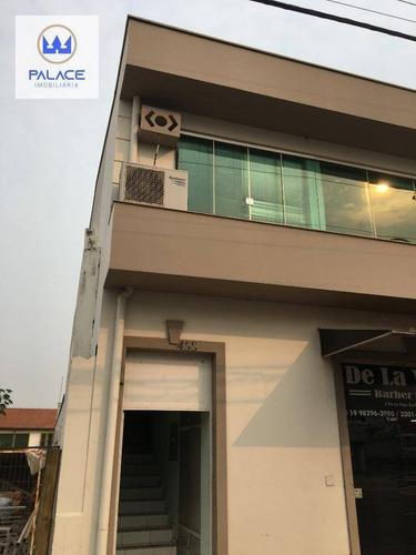 Sala Para Alugar, 43 M² Por R$ 1.000,00/mês - Vila Rezende - Piracicaba/sp - Sa0051