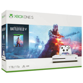 Video Game Xbox One S 1tb 1 Controle Jogo Battlefield V