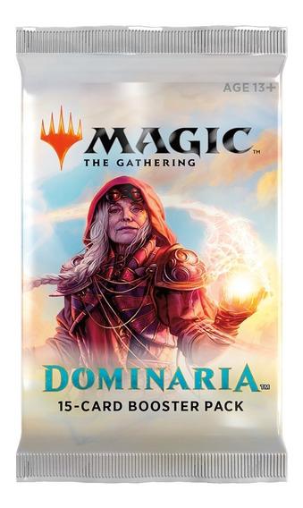 Magic The Gathering Dominária Booster Em Português 15 Cards