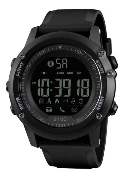 Reloj Para Hombre Skmei 1321 Deportivo Con Bluetooth