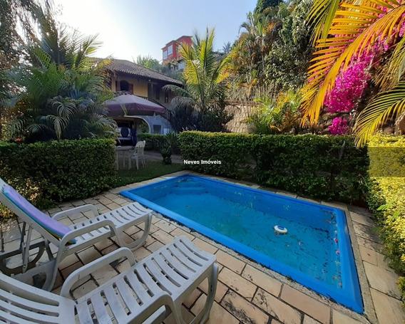 Vendo Casa De Luxo No Bairro Alto Do Recanto Em Paty Do Alferes - Rj - Ca00054 - 68135433