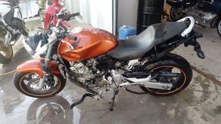 Moto Para Retirada De Peças / Sucata Honda Hornet Ano 2007