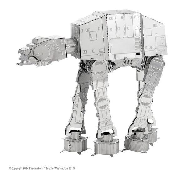 Mini Réplica De Montar Star Wars At-at