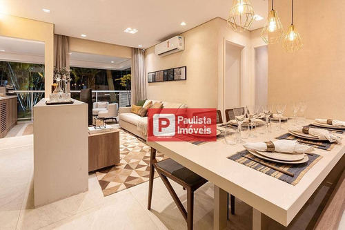 Apartamento Com 2 Dormitórios À Venda, 64 M² Por R$ 463.468 - Jardim Prudência - São Paulo/sp - Ap27190