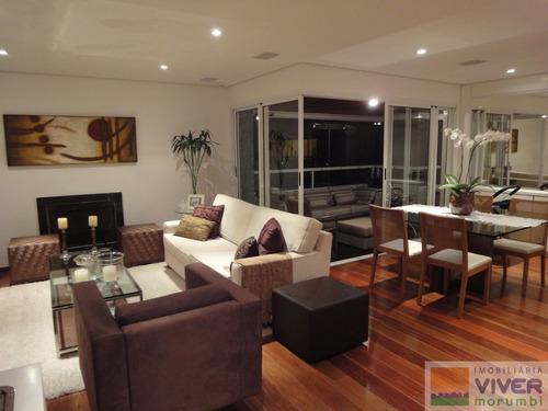 Imagem 1 de 15 de Apartamento Para Venda No Bairro Real Parque Em São Paulo Â¿ Cod: Nm3962 - Nm3962
