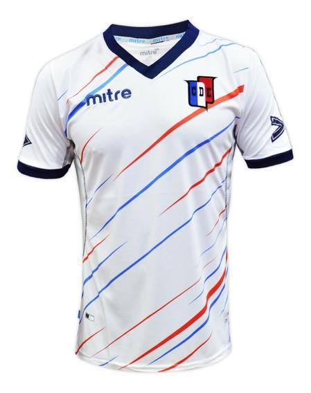 Camiseta Alternativa Deportivo Español Mitre 2019 Original