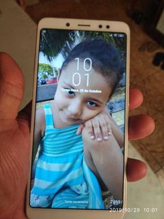 Celular Xiaomi Note 5 Versão Global 4de Ram E 64 De Memória