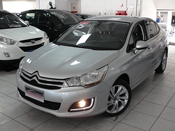 Citroën C4 Lounge 1.6 Turbo Flex Aut. 2015 Completo
