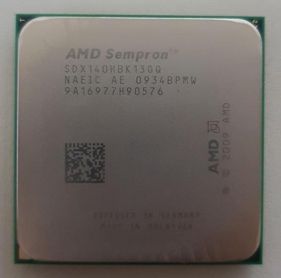 Cpu Amd Sempron 140 45w 2,7 Socket Am3 Sdx140hbk13gq