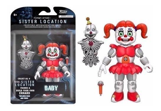 Baby Five Nights At Freddy Sister Location Funko Articulado