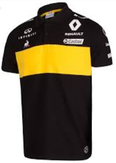 Camisa Polo Renault Lecoq Sportif **ricciardo**