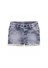 Shorts Menina - Marca Puc - Código U5mpnpmej - Tamanho 01