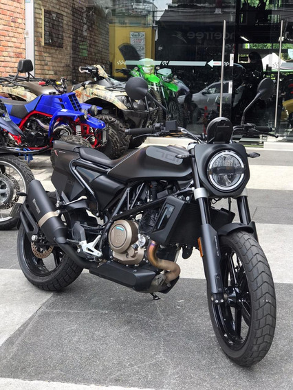 Husqvarna Svartpilen 701 Modelo 2019