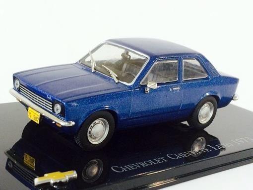 Chevrolet Chevette Luxo (1973) - Azul