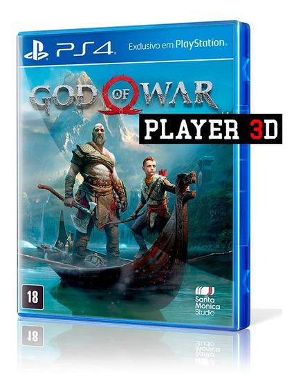 God Of War - Ps4 Midia Digital - Secundaria