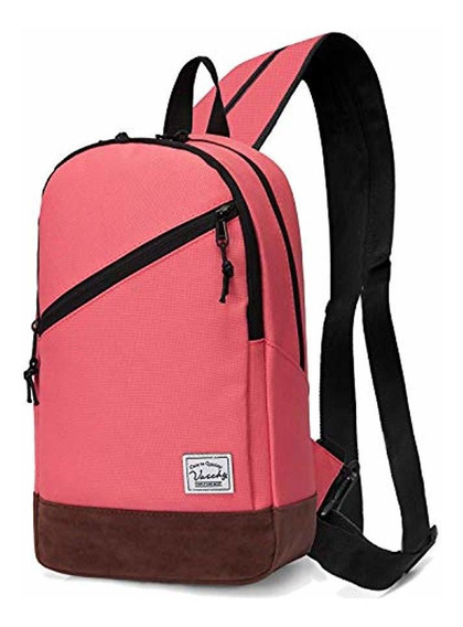 Sling Bag Vaschy Mini Mochila Pecho Pack One Shoulder Cro...