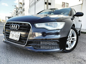 Audi A6 2.0 Luxury Multitronic Cvt 2013