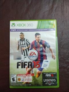 Juego Fifa 15 Físico Para Xbox 360 Original