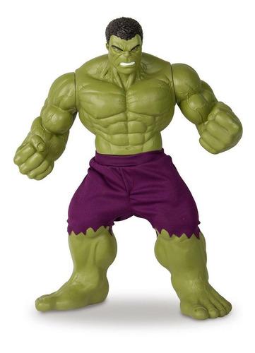 Boneco Hulk Verde 45cm Gigante - 516 - Mimo - Original