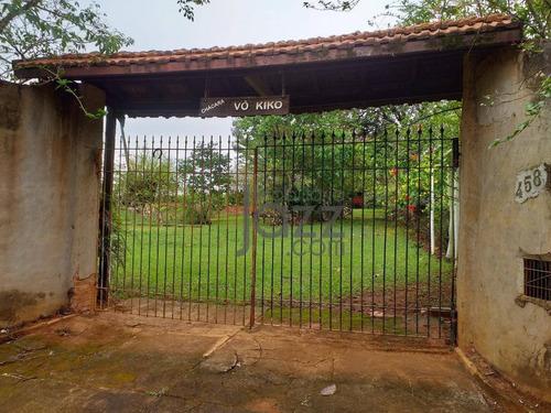 Chácara Com 1 Dormitório À Venda, 1180 M² Por R$ 450.000,00 - Parque Residencial Tancredi - Americana/sp - Ch0264