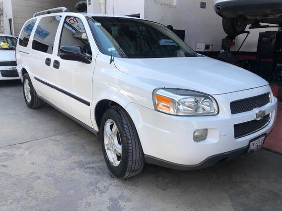 Chevrolet Uplander B Extendida Aac At 2006