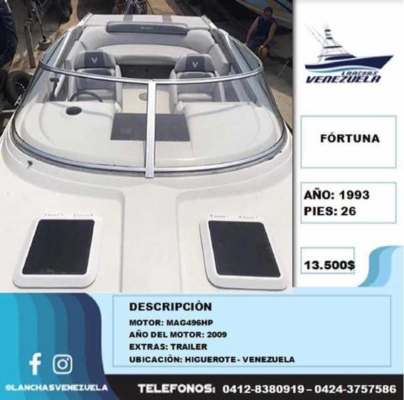 Lancha Fortuna 26 Lv221