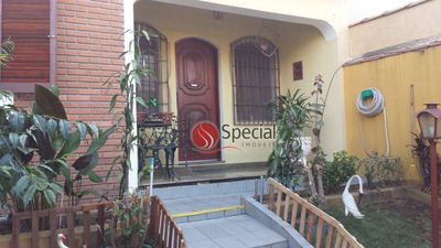 Casa Residencial À Venda, Jardim Nice, São Paulo - Ca1581. - Ca1581