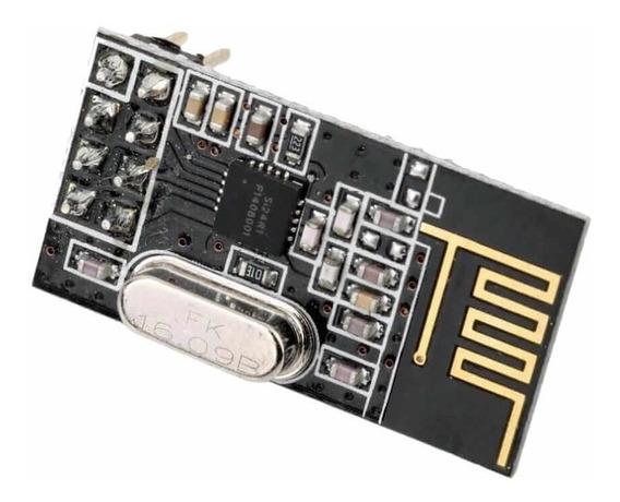 Módulo Wireless Nrf24l01 - 2.4 Ghz - Rf - Transceiver